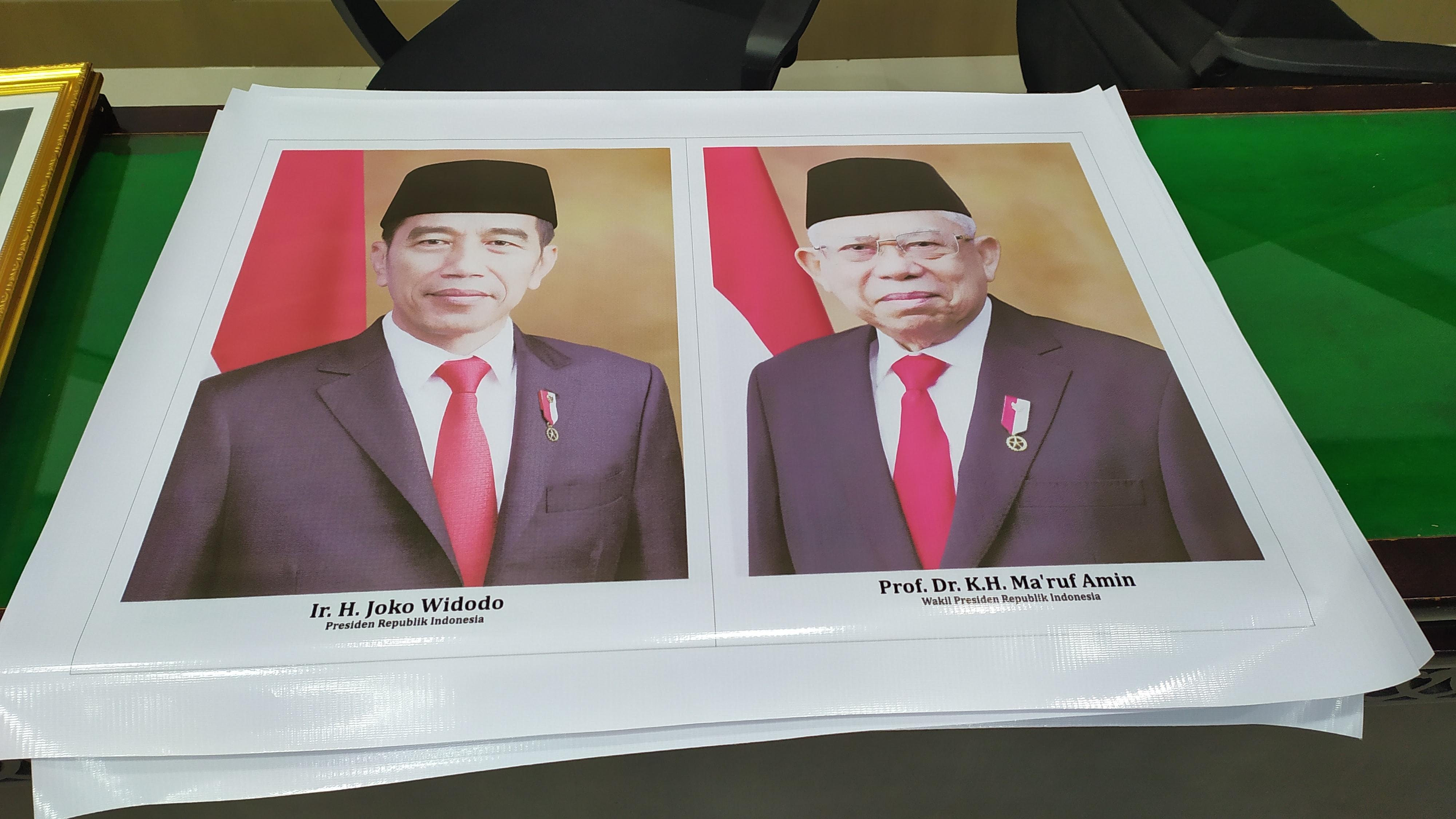 Cerita Dpr Aceh Cetak Foto Presiden 2019 Di Spanduk Printqoe